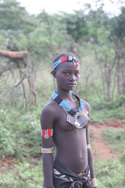 Nice African Tits