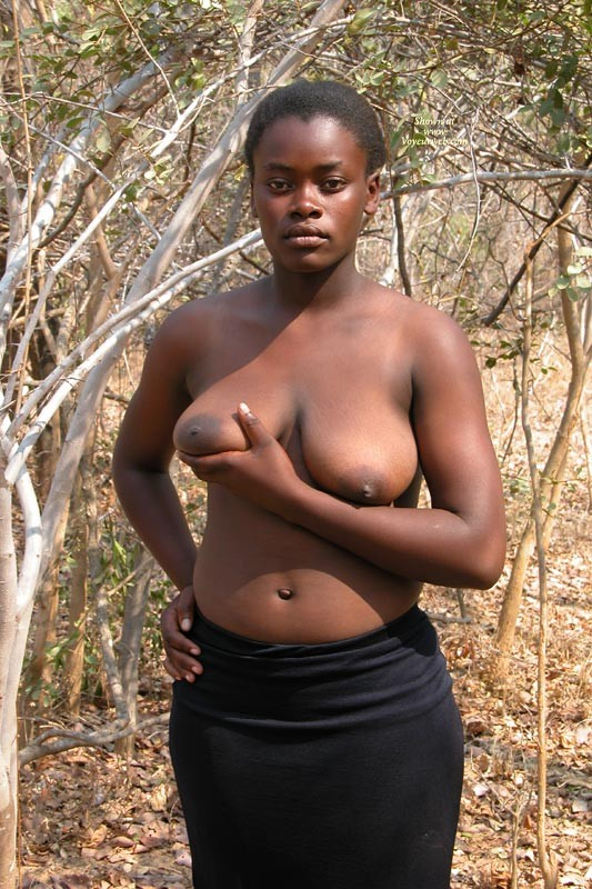 Are African ladies boobs opinion
